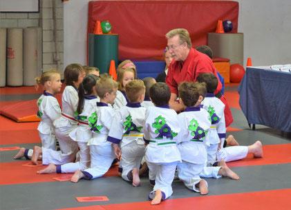 Karate classes moorpark