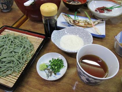 地の物を使った美味しい料理で満足でした!