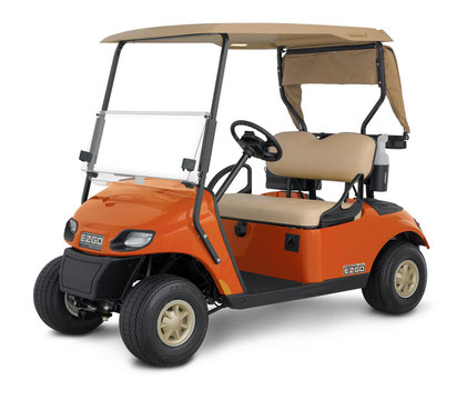New E-Z-GO FREEDOM TXT Golf Car