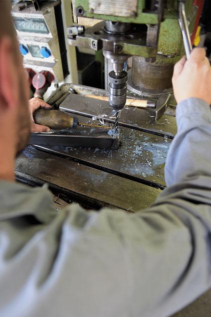 Ausbildung Metallbau Meschede Bohren