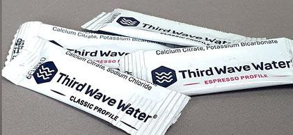 Third Wave Water - das ideale Wasser zur Kaffeezubereitung