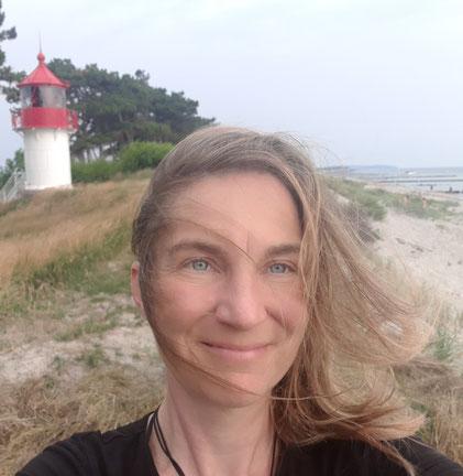 Saskia Kenter, Diplom-Landschaftsökologin, Naturpädagogin, SpielRaum Begleiterin