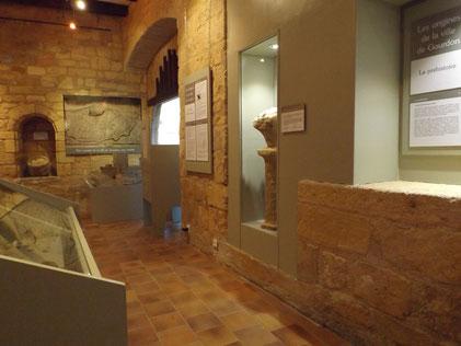 La Maison du Sénéchal, Gourdon (Centre d'Interprétation de l'Architecture et du Patrimoine). © G Murray.