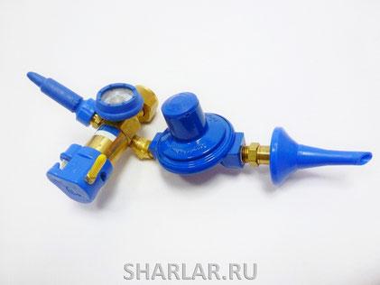 редуктор CONWIN 83150 для надувания воздушных шаров гелием