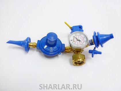 редуктор CONWIN 83050 для надувания воздушных шаров гелием