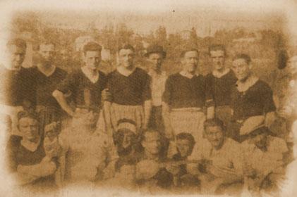 1925 Festeggiamenti in Campo Fornaci