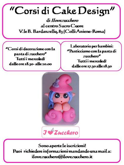 Eventi e corsi sul cake design in Italia - Ilovezucchero ...