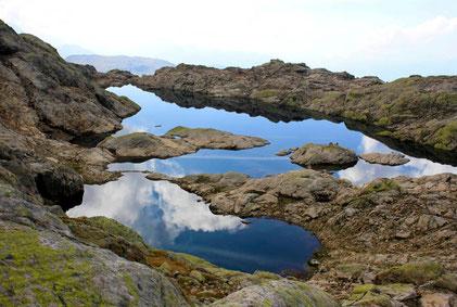 Lac Noir, Aiguilles Rouges - Chamonix