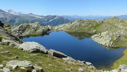 Lac du Retour, Haute Tarentaise