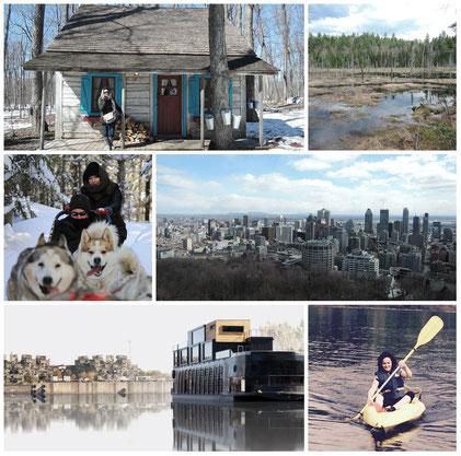 les incontournables à voir au Quebec