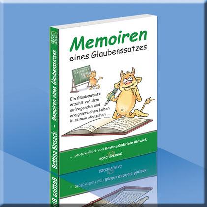 Memoiren eines Glaubensatzes - A5 - 4/4-farbig 208 Seiten