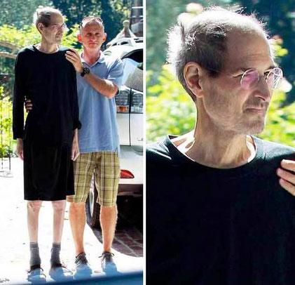 Die letzten Tage von Steve Jobs