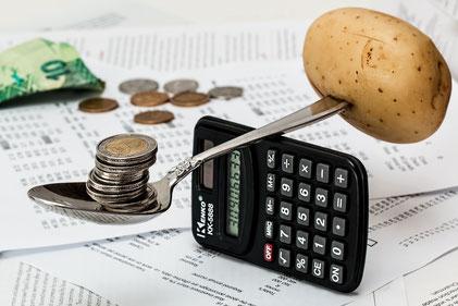 Montret - Budget balance financier comptes