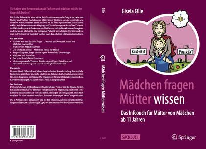 "Dr. Gisela Gille / ""Mädchen fragen Mütter wissen"""