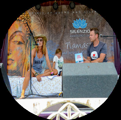 #theconsciousyogi   - Yoga Sound and Sea Festival