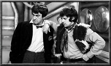 Jamie und der zweite Doctor