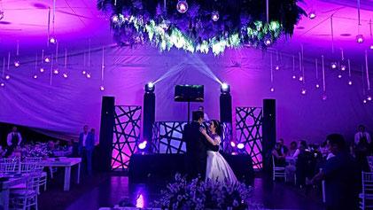Dj para bodas KLS  en Quinta Zana Cuernavaca Morelos