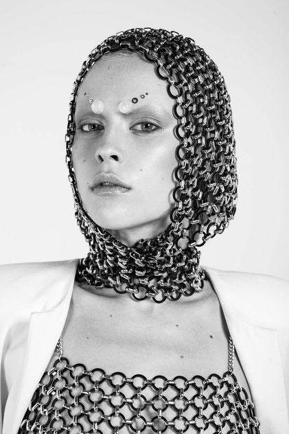 Fashion editorial by Monica Monimix Antonelli