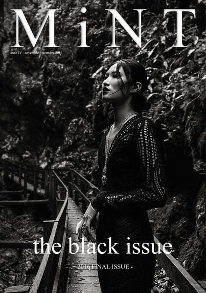 Mint Magazine Black Issue Cover