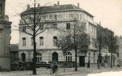 Gaststätte Cords Hammer Straße