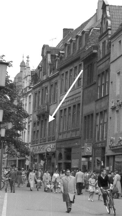 Das Haus Niemer Mitte 60er Jahre - HS