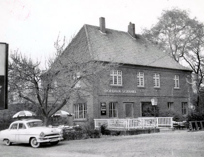 Handorf Dorbaum-Schänke um 1960