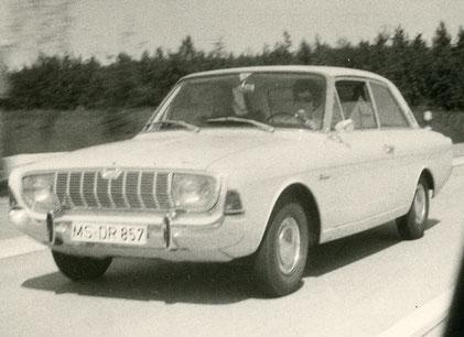 Ford Taunus M17 um 1960