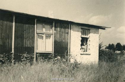 Die erste Wohnung in Coerde