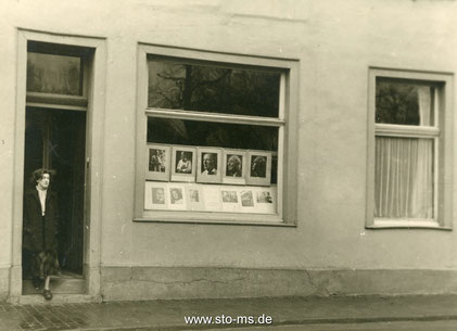 Atelier Münzstraße 19 Anfang 1950er Jahre