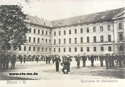 Kasernenhof
