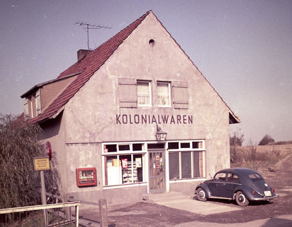 An der Schleuse 1963