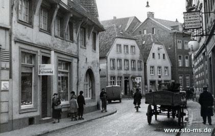 Telgter Straße Richtung Salzstraße