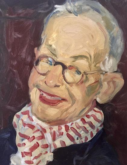 Portrait von Johannes Grützke