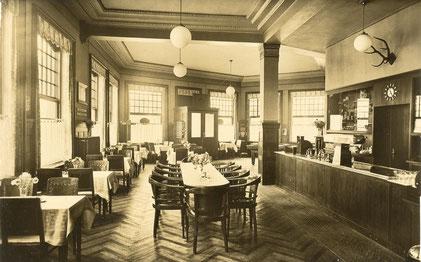 Gastraum 1940