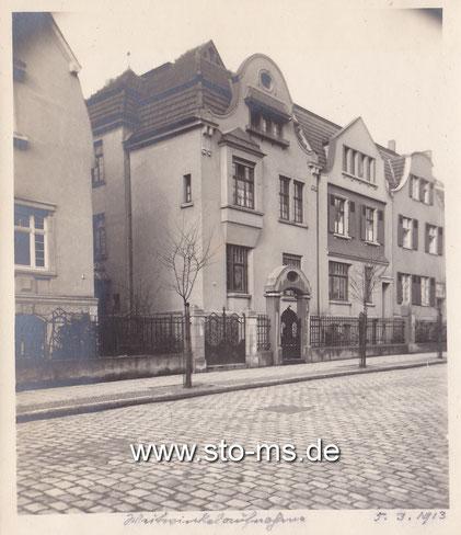 Gertudenstraße 37 - Damals...