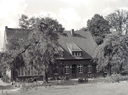 Gaststätte Homann an der Wolbecker Straße