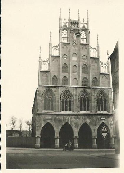 Rathaus 1.11.1954