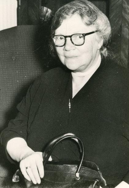 Gräfin Frieda um 1965