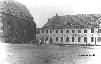 Georgskommende um 1900