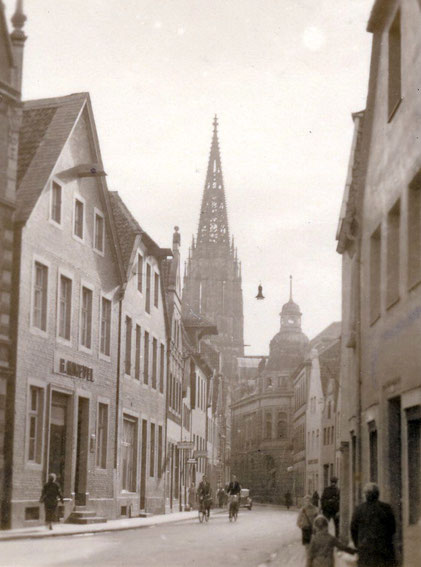 Hörsterstraße