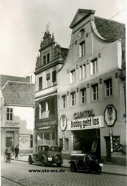 Capitol um 1932