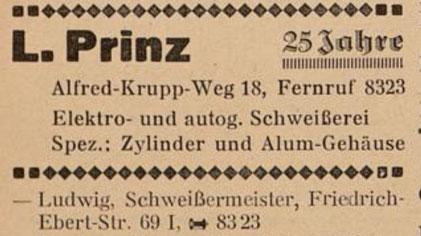 Einwohnerbuch 1950