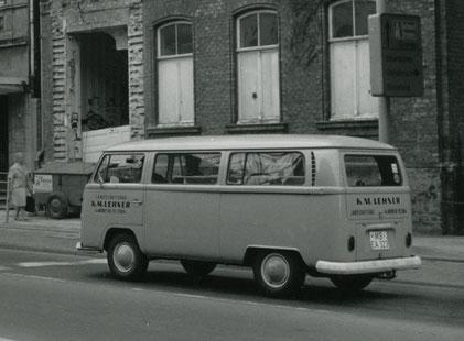 Steinfurter Straße  Juli 1970