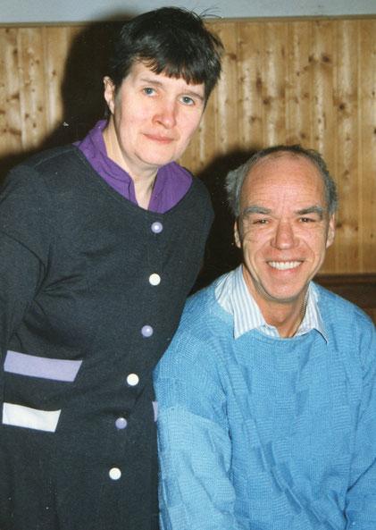 Die Eltern Peter und Maria Renate