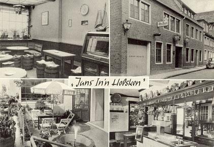 Jans In´n Holsken Kreuzstraße