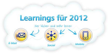 Learnings im Online Marketing - E-Mail-Marketing