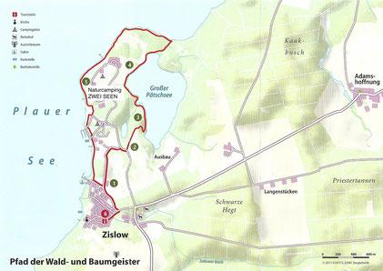 Mecklenburgische Seenplatte Karte Pdf.Ausflugsziele Im Herzen Der Mecklenburgischen Seenplatte