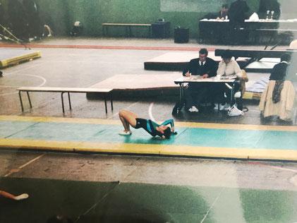 Compétition Gymnastique