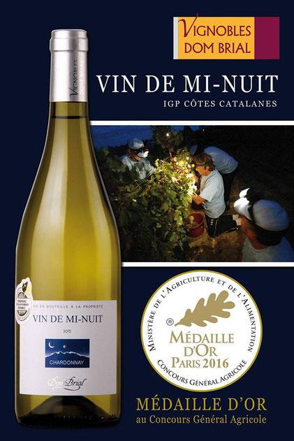 Carte Loisirs 66 réductions vins Dom Brial