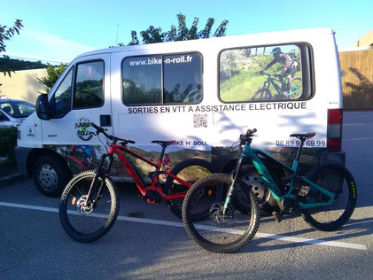 Bike N'Roll réductions VTT Loisirs 66 Argelès
